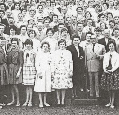 Geschichte - 1960
